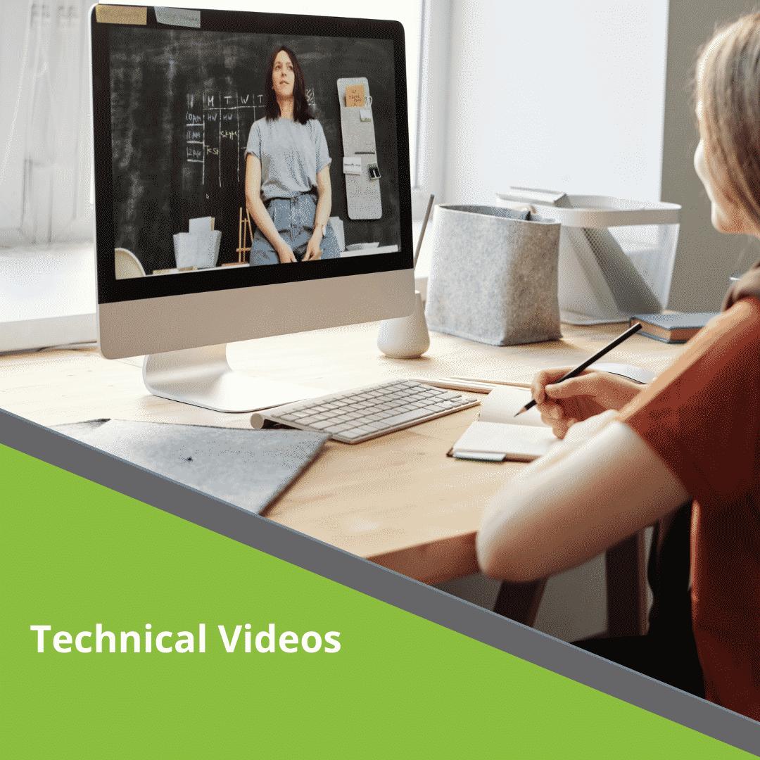 Technical Videos