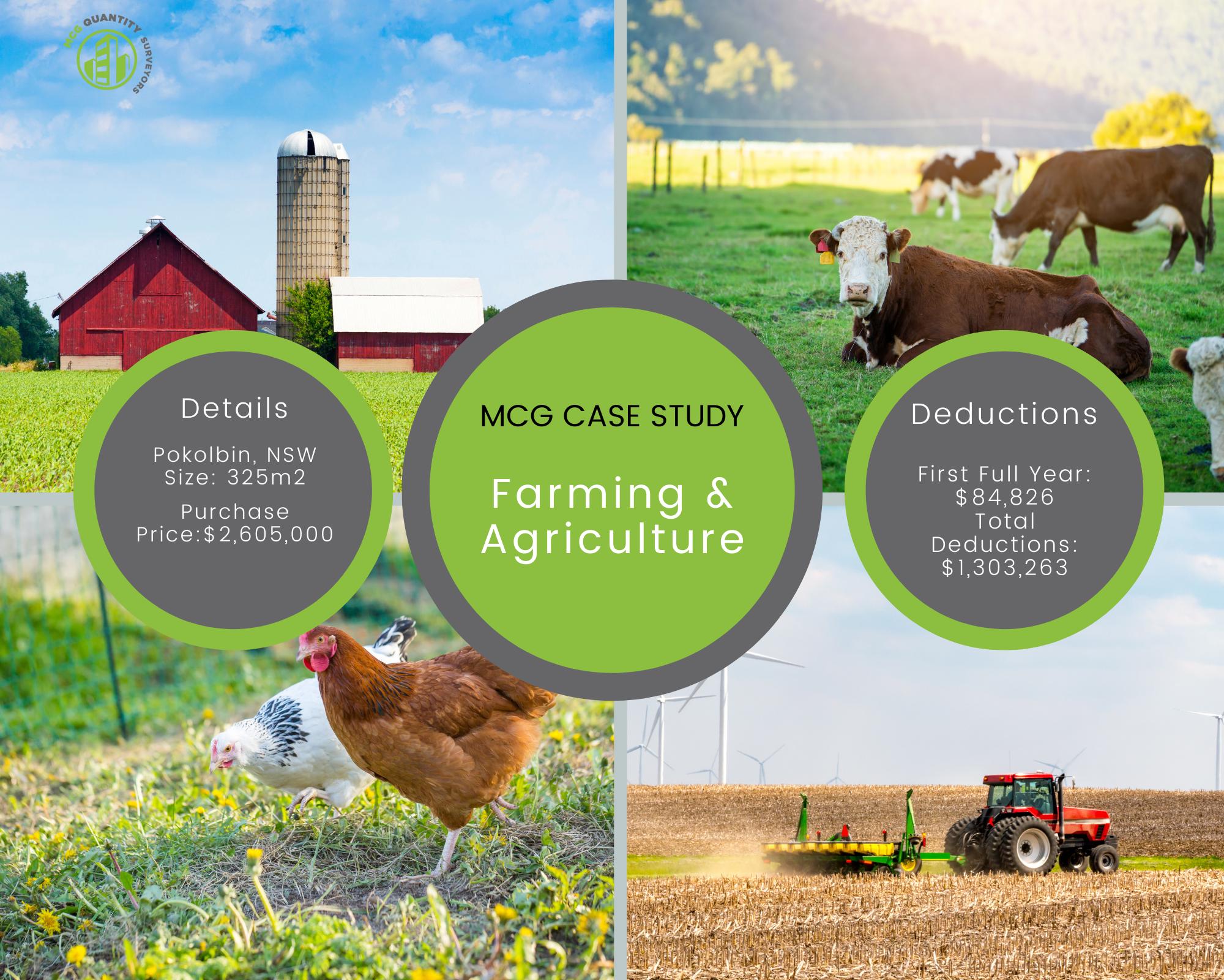 Case Study - Farm - Polkobin, NSW